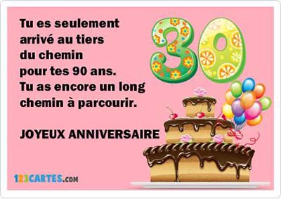 carte anniversaire 30 ans a imprimer gratuite. Black Bedroom Furniture Sets. Home Design Ideas