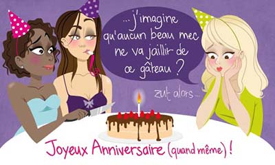 Carte D Anniversaire Virtuelle Rigolote Coleteremelly Official