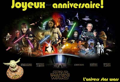 carte joyeux anniversaire star wars dasaquenguli blog. Black Bedroom Furniture Sets. Home Design Ideas