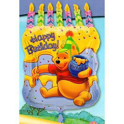 Carte D Anniversaire Winnie L Ourson Gratuite Coleteremelly Web