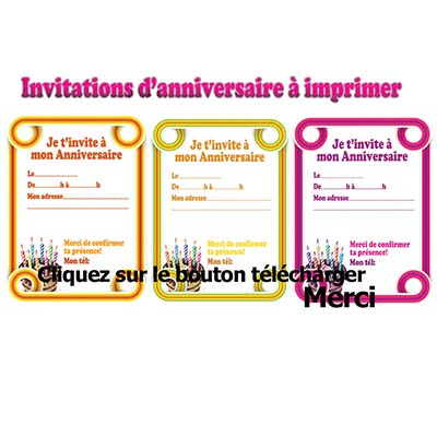 carte invitation anniversaire adulte 1001. Black Bedroom Furniture Sets. Home Design Ideas