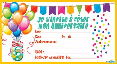 modele invitation anniversaire garcon 9 ans document online. Black Bedroom Furniture Sets. Home Design Ideas