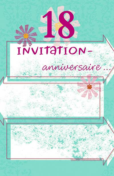 carte invitation anniversaire 80 ans gratuite a imprimer. Black Bedroom Furniture Sets. Home Design Ideas