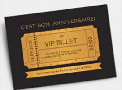 carte d invitation anniversaire gratuite a imprimer adulte. Black Bedroom Furniture Sets. Home Design Ideas