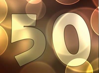carte anniversaire gratuite 50 ans